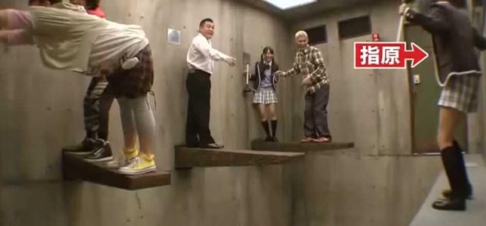Японское шоу смотреть 9 фотография