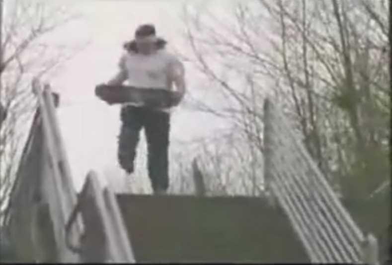26 Stair Skate Bail