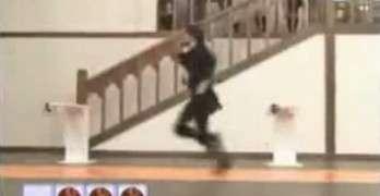Japanese Treadmill Challenge