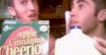 The Original Milk and Cereal Video