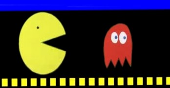 Pac Man Quits Eating Because He Is Full