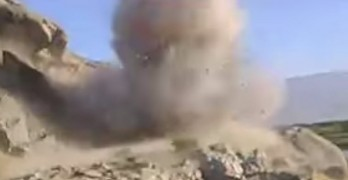 Angry Taliban Wasps Get Mad When Explosion Goes Off
