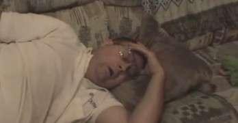 Snoring Halo Music Lip Sync On Sleeping Relative