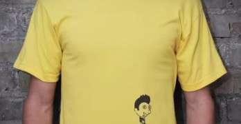T-Shirt Flip Book