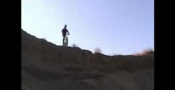 Bike Crash Off Cliff Leaves Kid In Some Pain