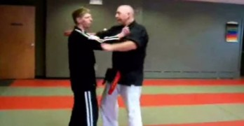 Pressure Point Knockout Technique In Karate