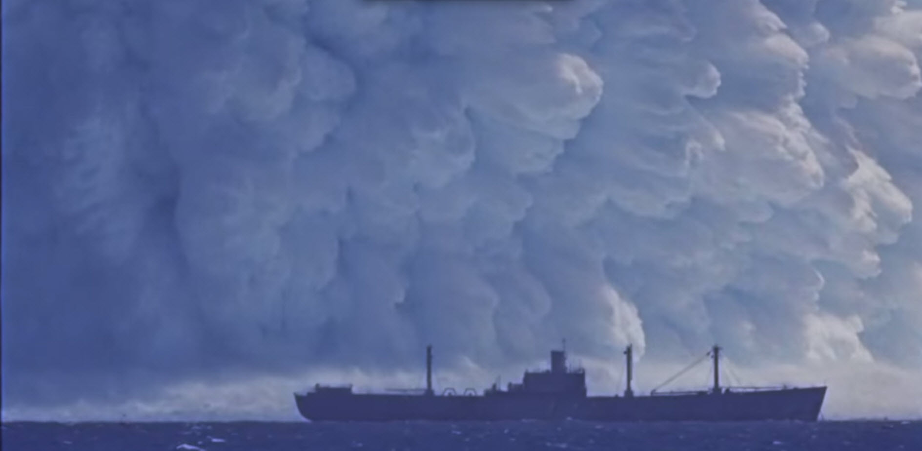 Underwater Nuke Ship