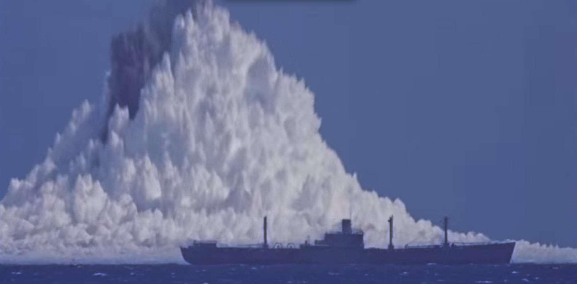 Underwater Nuke