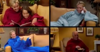 Snuggie Cult Like You Have Never Seen