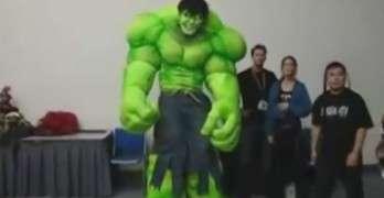 Incredible Incredible Hulk Costume