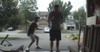 Funny Ass Paddle Prank