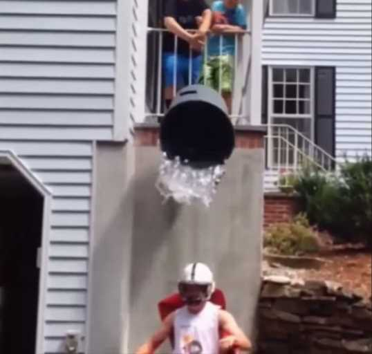 ALS Ice Bucket Challenge Fails
