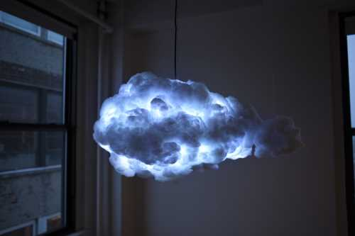 Cloud Lamp Lightening