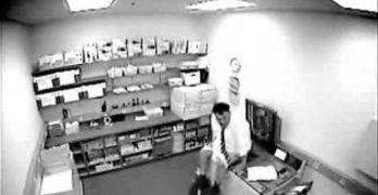 Crazy Things Caught On Security Cameras