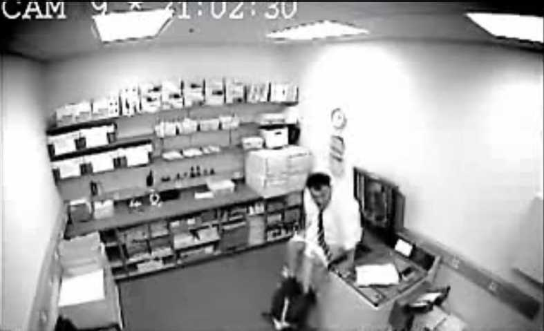 Collection Of Crazy Things Caught On Security Cameras