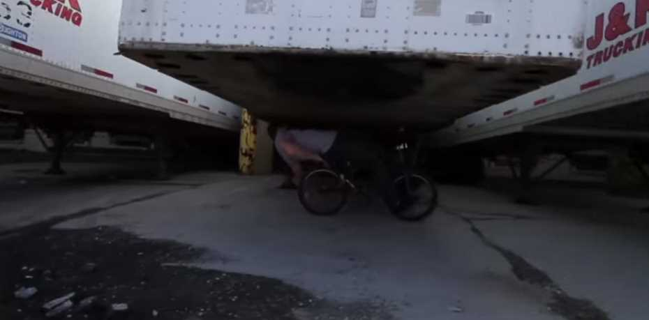 BMX Bike Tricks By The Legendary Tim Knoll