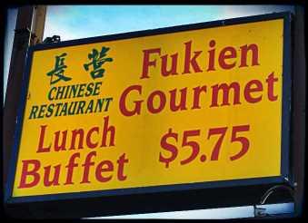 Fukien Gourmet Must Be Really Good Gourmet