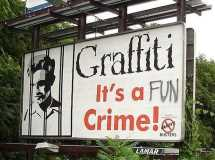 Graffiti Billboard