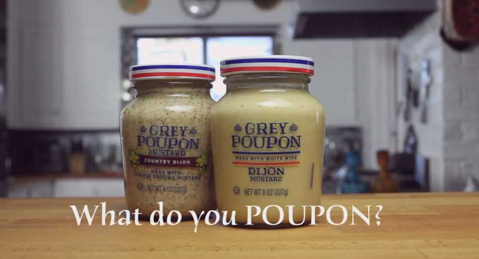 Grey Poupon Commercial Is Poop