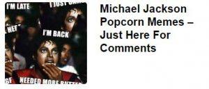 MJ Popcorn