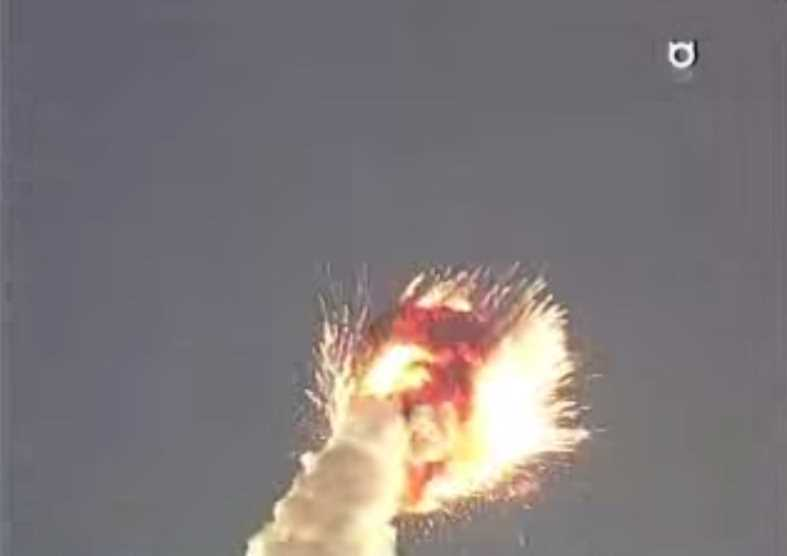 Compilation of US Rocket Launch Failures