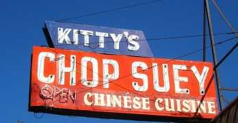 Kitty's Chinese Restaurant Might Not Be A Coincidence