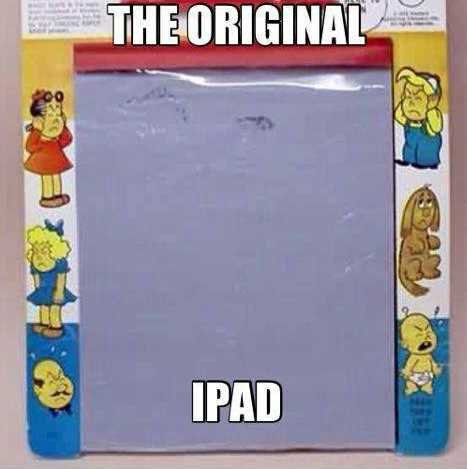 The Original iPad