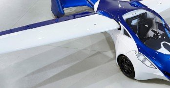 AeroMobil Vehicle Could Be The Future Of Driving