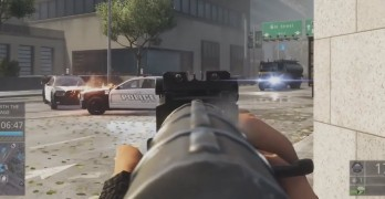 Battlefield Hardline Multiplayer Gameplay Looks Good