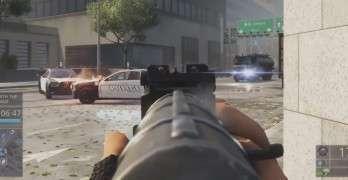 Battlefield Hardline Multiplayer Gameplay Looks Good