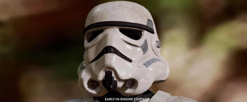 Dice Star Wars Battlefront Trailer