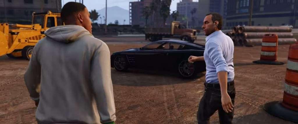 GTA V Launch Trailer