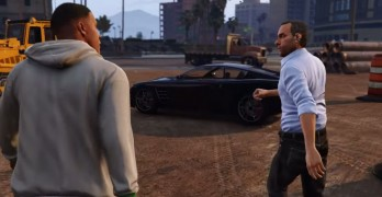GTA V Launch Trailer