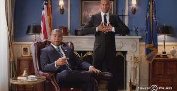 Key And Peele Obama Post Election Comedy Skit
