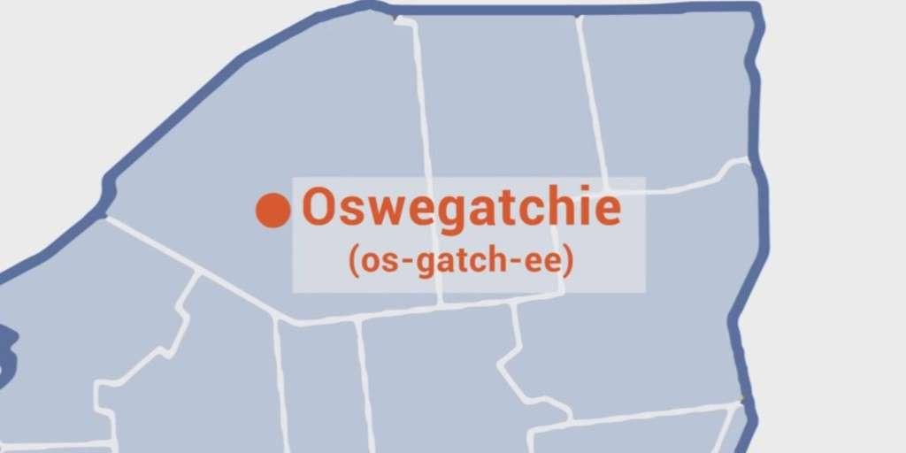 Pronounce Oswegatchie NY