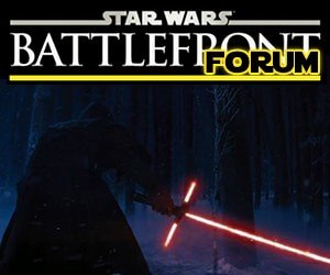 Star Wars Battlefront Forum