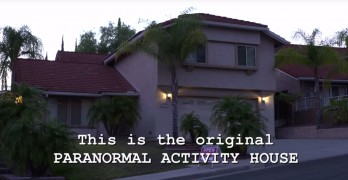 Haunted House Prank – Paranormal Activity