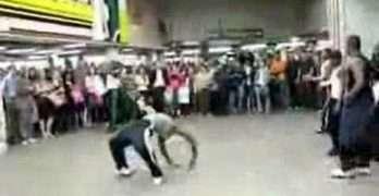 Breakdancing Gone Wrong
