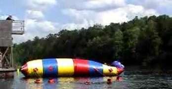 Fat Boy Blob Launch